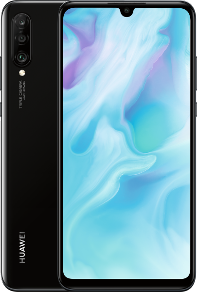 Huawei P30 lite (Midnight Black)