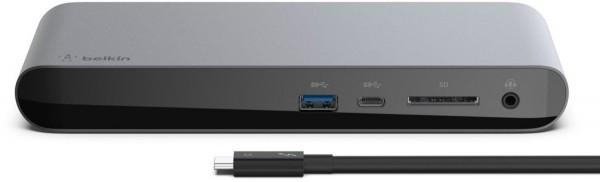 Belkin Thunderbolt™ 3 Dock Pro, incl. 0.8m Thunderbolt 3 Kabel