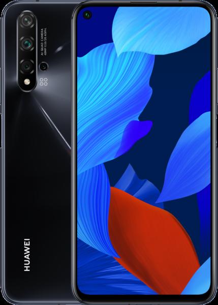 Huawei Nova 5T (black)