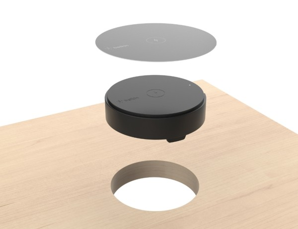 Boost Up Wireless Charging Spot - Flat/Hidden
