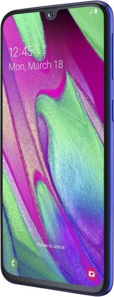 Samsung A405F Galaxy A40 64 GB (Blue) EU*