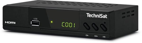 TechniSat TECHNISAT HD-C 232, schwarz