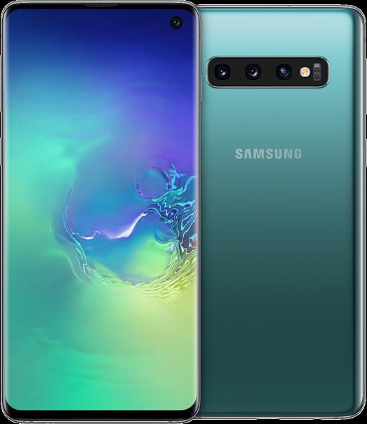 Samsung Galaxy S10 128GB grün Telekom - Dual SIM