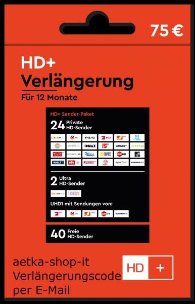 HD+ Verlängerung