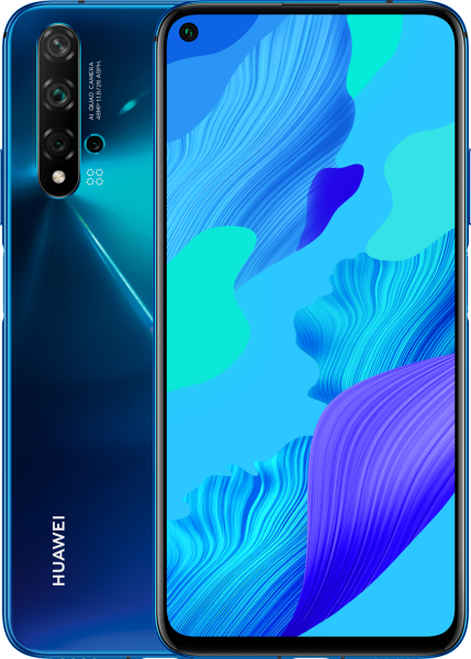 Huawei Nova 5T (Crush Blue)