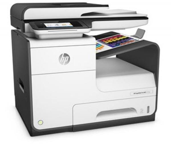 HP PageWide Pro 477dw 4in1 Multifunktionsdrucker