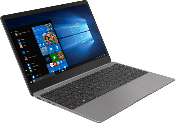 "TrekStor PrimeBook U13B-CO 13.3"" - 4/64GB Office 365 1 J. grey"
