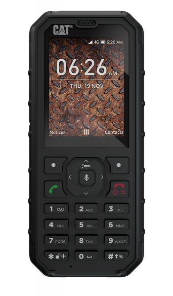 CAT B35 schwarz Telekom - Dual SIM